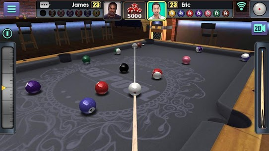 3D Pool Ball 1.4.4.1 MOD (Unlocked All) 4