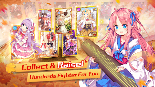 Girls X Battle MOD (Unlimited Money) 2