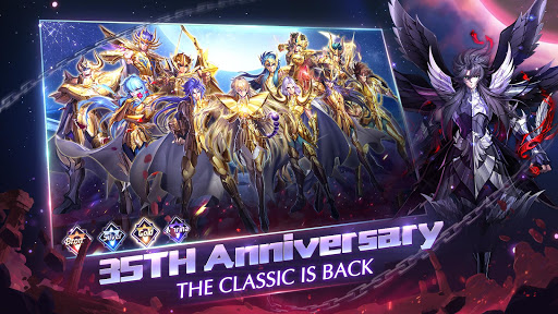 Saint Seiya Awakening: Knights of the Zodiac 1.6.45.36 screenshots 5