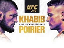UFC 242: Khabib vs. Poirier thumbnail