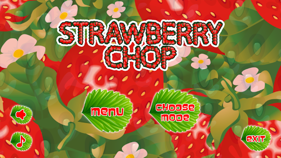 Image result for Strawberry Chop game