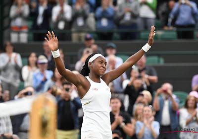 15-jarige Coco Gauff klopt 24 jaar oudere Venus Williams en mag door naar de tweede ronde