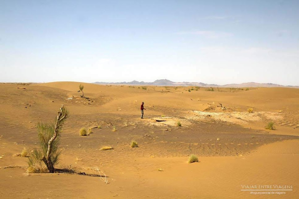 Dia 20 – Sobreviveremos ao DESERTO DO IRÃO 🇮🇷 tal como os mercadores na Rota da Seda? | Crónicas do Rally Mongol