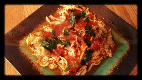 Ranchero Chicken Recipe