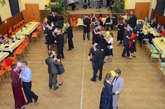 Photo: Balónkový tanec pod vedením Marie Novákové