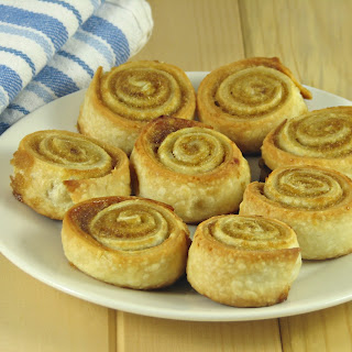 Easy Brown Sugar Pinwheel Cookies