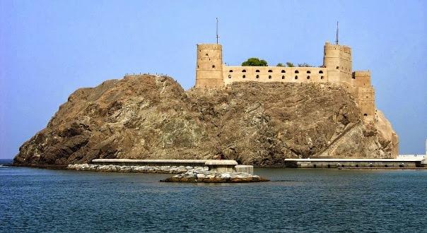 Muscat-Jalali-Fort