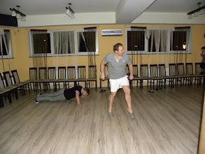 Photo: kto nie tańczy ten pompuje