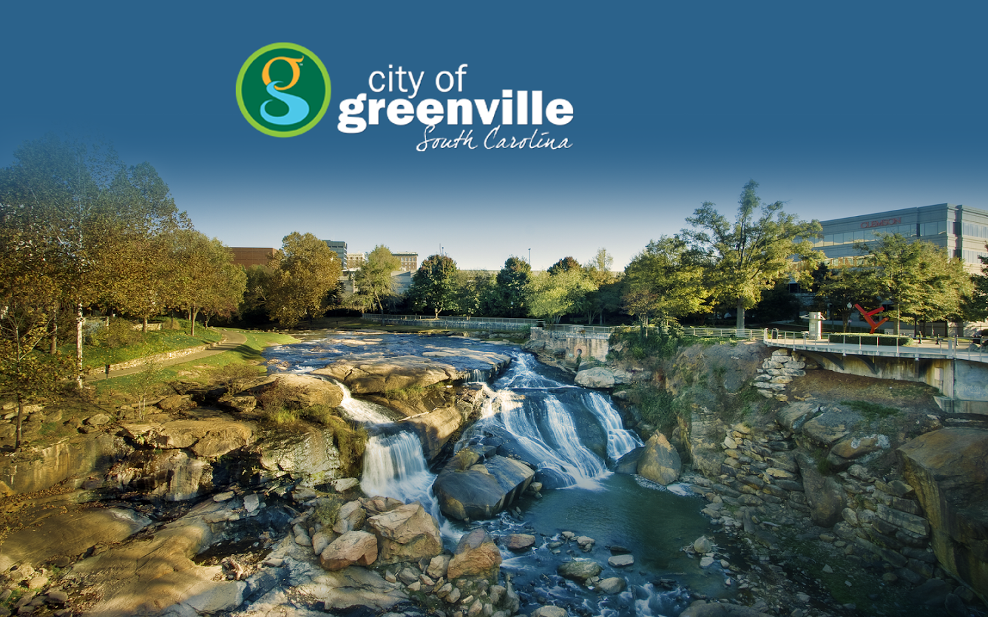 GreenvilleSC- screenshot