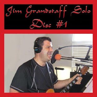 """Jim Plays Hot Guitar""- screenshot thumbnail"