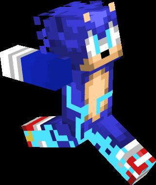 Sonic Nova Skin