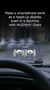 HUD Widgets — Driving widgets with HUD mode- screenshot thumbnail