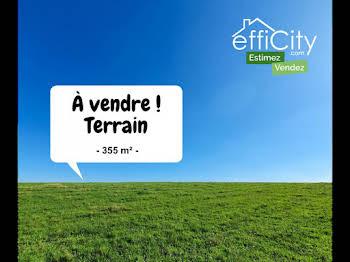 Terrain 355 m2