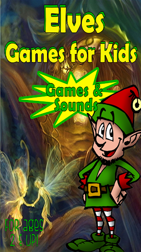 Elf Games for Little Kids
