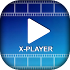 XXX Video Player - X Player - HD Video Player icon