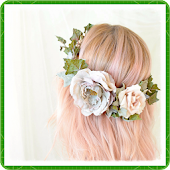 Flower Crown Hairstyles