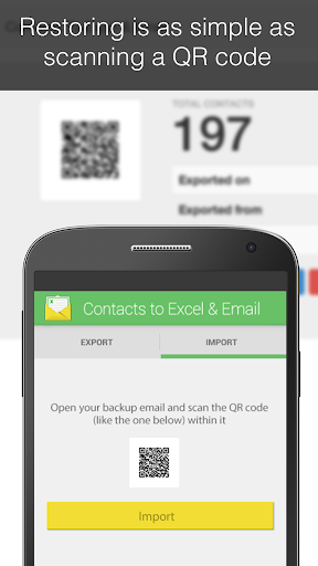 Download Contacts Backup--Excel & Email APK Full | ApksFULL com
