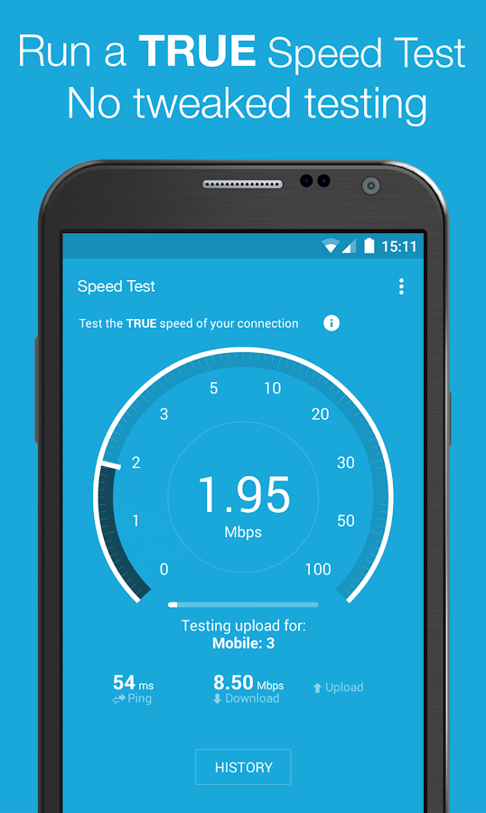3G 4G WiFi Maps & Speed Test- screenshot