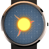 Sunlight Watch Face