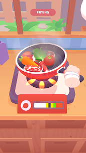 The Cook – 3D Cooking MOD APK [Unlimited Money + No Ads] 2