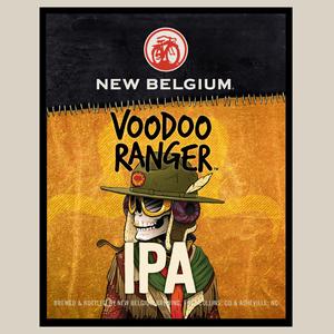 Logo of New Belgium Voodoo Ranger