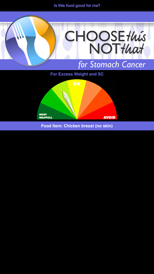 Stomach Cancer- screenshot