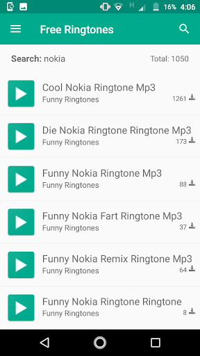 nokia ringtones download free mp3