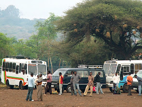Photo: Arba Minch - bus station