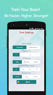 Number Games - Fast Calculations for PC-Windows 7,8,10 and Mac apk screenshot 4