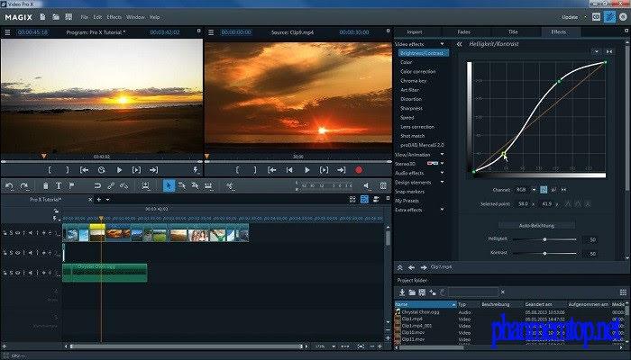 MAGIX Video Pro Free Download