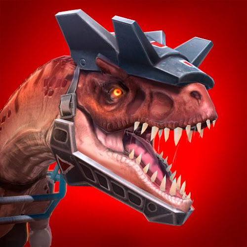 Jurassic Monster World: Dinosaur War 3D FPS (Mod Ammo) 0.9.2mod