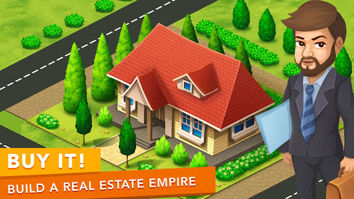 FlippIt! - Real Estate House Flipping Game 2.0 screenshots 1