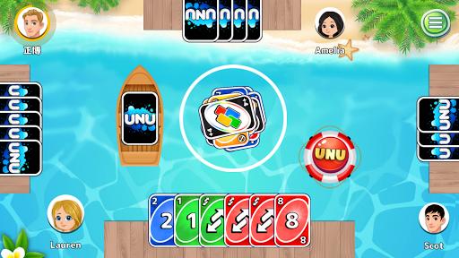 unu - crazy 8 card wars: up to 4 player games! screenshot 1