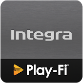 Integra Music Control App