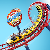 Roller Coaster Racing 3D 2 player