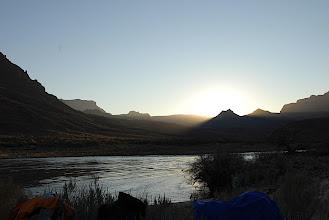 Photo: Here comes the sun