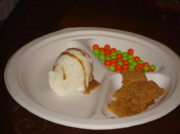 Faux Chicken Nuggets, Mashed Potatoes, Peas & Carrots Recipe