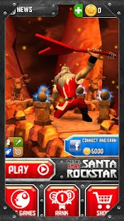 SANTA ROCK STAR 2016- screenshot thumbnail