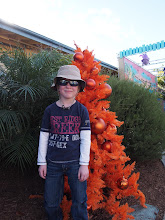 Photo: If there's an orange tree near by, Nic'll find it.