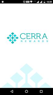 Cerra Rewards - náhled