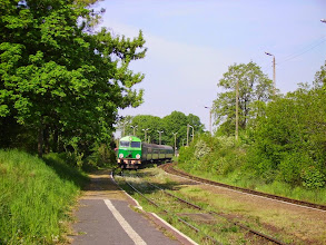 Photo: Zgorzelec: SU46-029 z pociągiem przyśpieszonym 5515 relacji Goerlitz-Wrocław