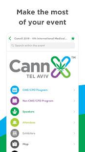 CannX - náhled