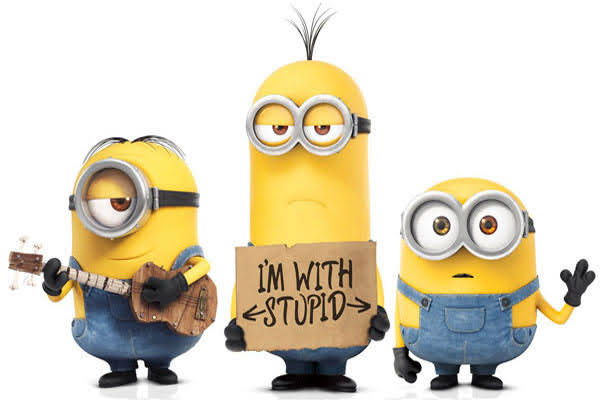 Minions Tamil Review