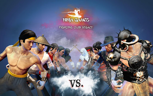 Ninja Games - Fighting Club Legacy 24 screenshots 5