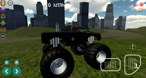 Extreme Monster Truck Drive 3D
