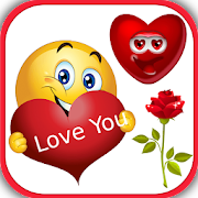 Love Emoticons And Emoji‏
