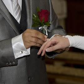 love by Ingrid Vasas - Wedding Bride & Groom ( szerelem )
