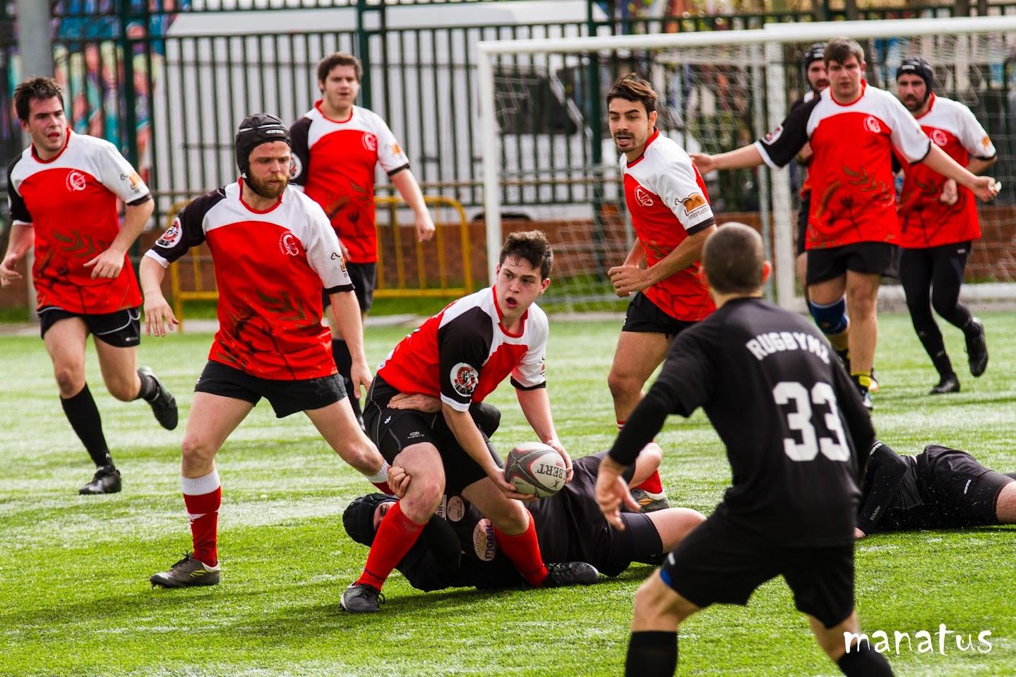 manatus rugby vallekas club