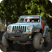 Offroad Jeep Adventure Drive