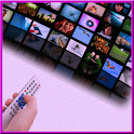 Remote Smart tv Television icon